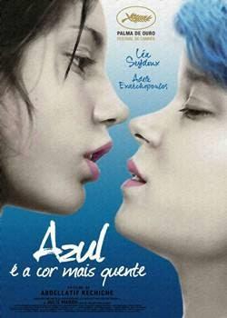 Filme Azul é a Cor Mais Quente Dublado RMVB + AVI + Torrent Torrent Grátis