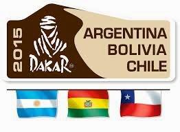 Dakar 2015 en vivo