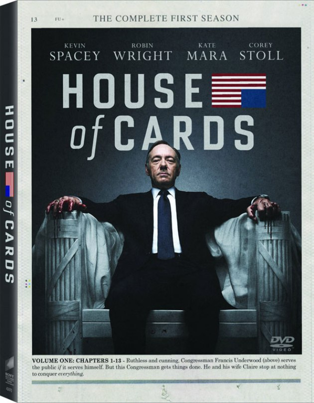 House of Cards (US) - Saison 1 [Complete]