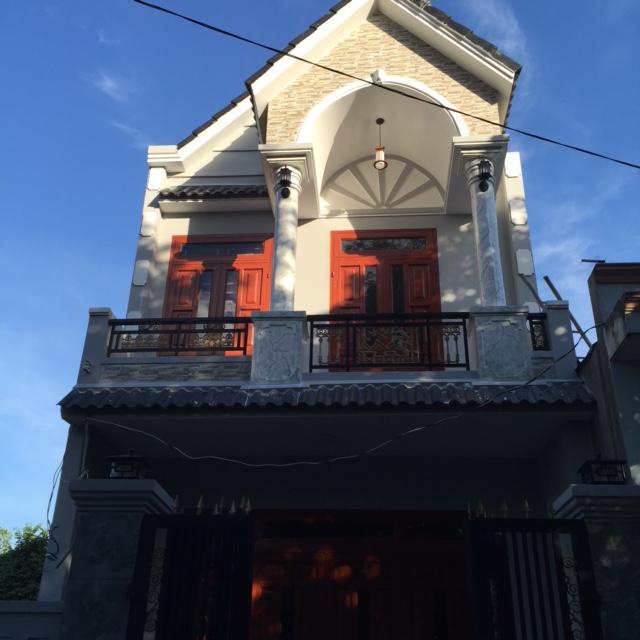 Bán nhà mặt tiền đường Trần Thị Dương ở dĩ an