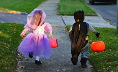 trick or treat hours 2018