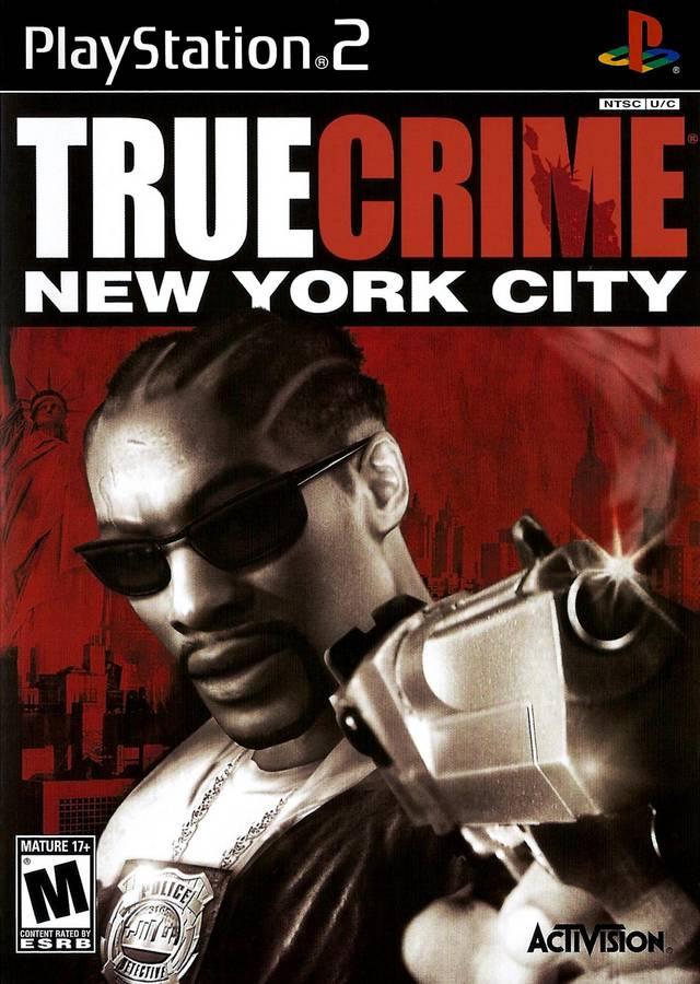 Códigos true crime new york city ps2