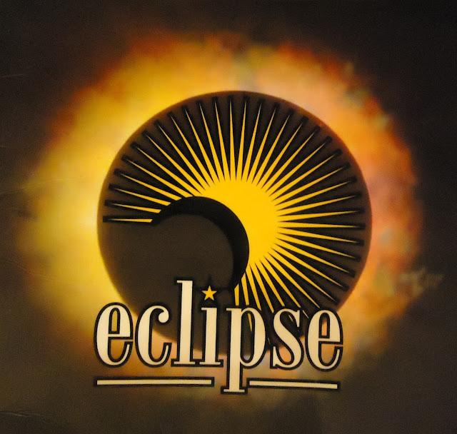 Eclipse, Copacabana, Rio de Janeiro