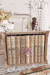 Pretty antique French books