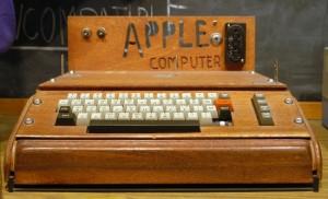 Leilão da Apple