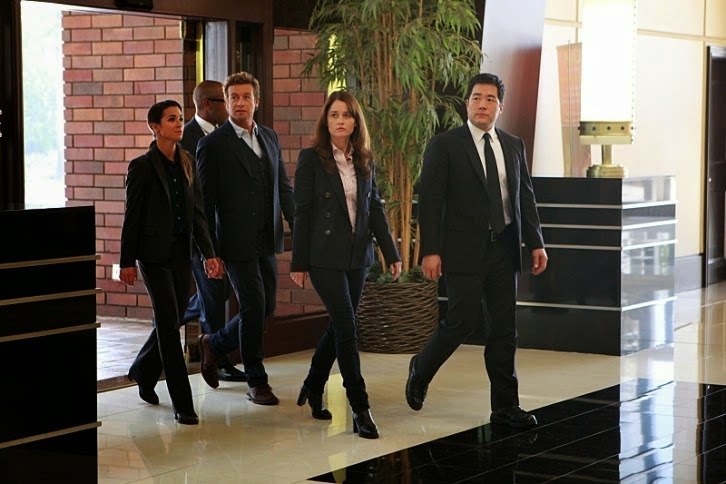The Mentalist - The Whites of His Eyes - Review