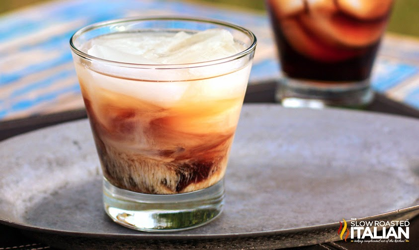 The Best Ever White Russian Cocktail