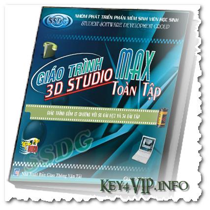Giáo trình Video học 3D Studio Max7 SSDG tiếng Việt
