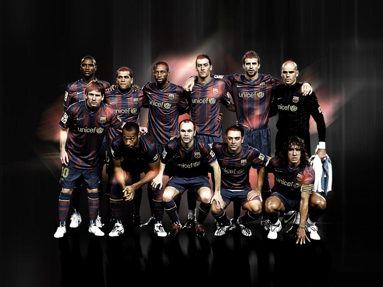 Barcelona Wallpaper 2012 FC Team Cool HD Wallpapers