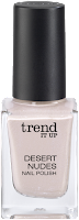 Preview: Die neue dm-Marke trend IT UP - Desert Nudes Nail Polish 020 - www.annitschkasblog.de