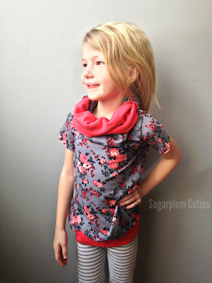 Sugarplum Cuties: Hibernis Cowl Shirt