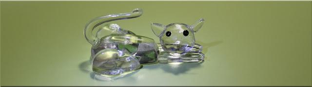 стеклянная игрушка в подарок мне