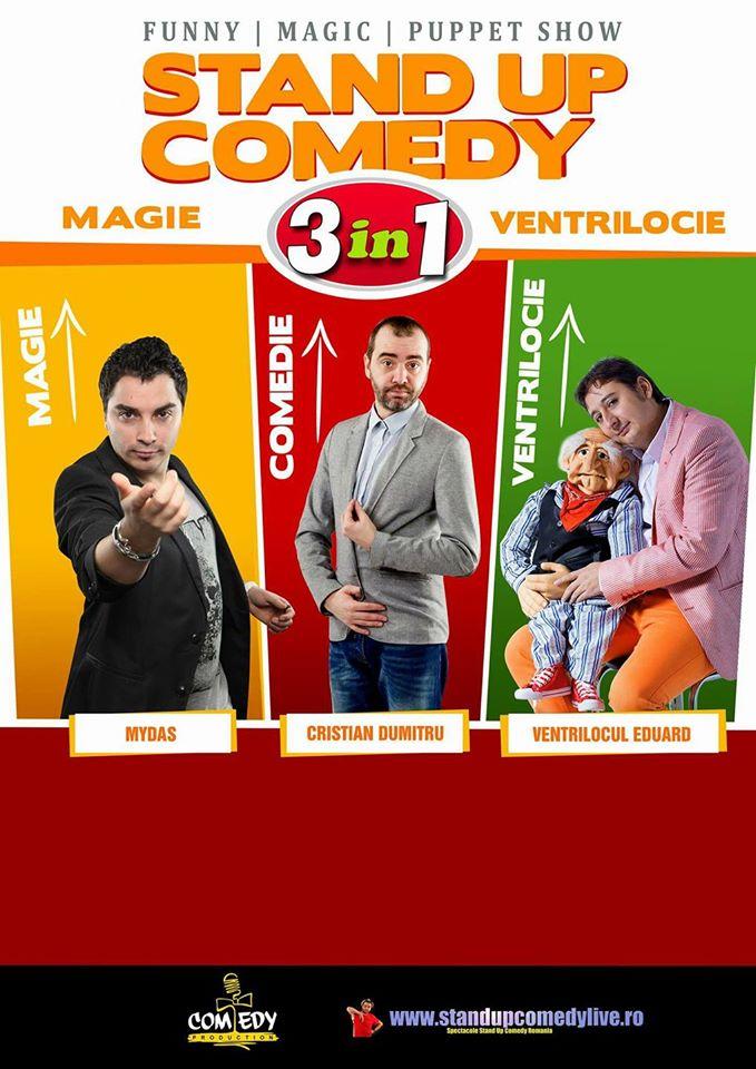 Stand-Up Comedy Medgidia Duminica 26 Martie