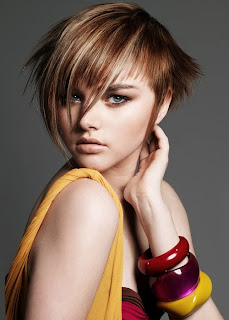 Peinados Emo Pelo Corto 2013