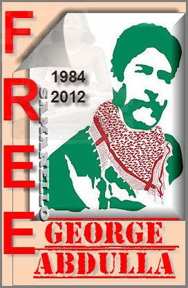 الحرية للمناضل جورج عبد الله من السجون الفرنسية