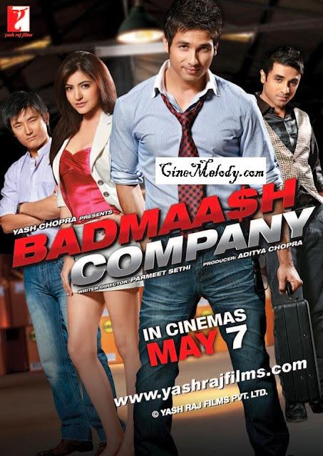 Badmaash Company  2010