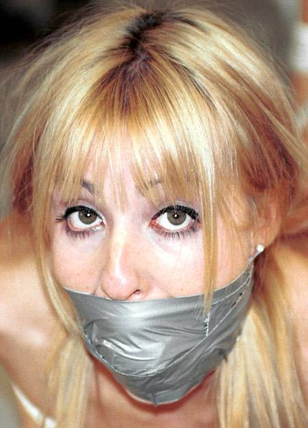 Sex Objects Ring Gagged