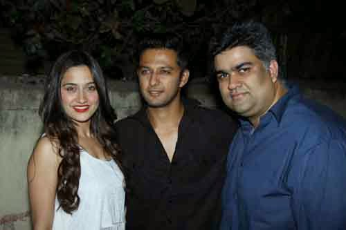 Bobby Deol and Sohail Khan at Launch of TV Serial Ek Haseena Thi