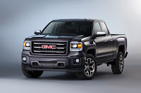 The all-new 2014 GMC Sierra All Terrain