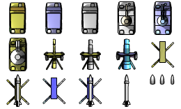 tower defense  Units2_set