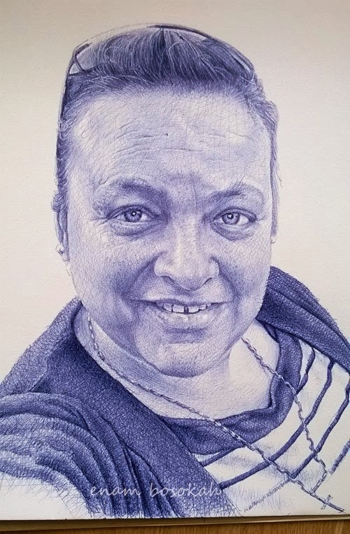 04-Life-Portrayed-by-a-Ballpoint-Pen-Enam Bosokah-www-designstack-co