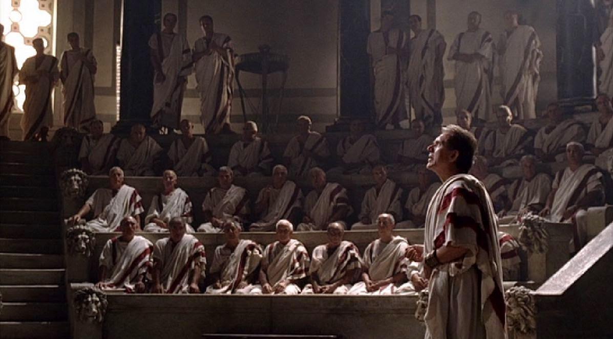 Senado romano e historia politica de la antigua Roma