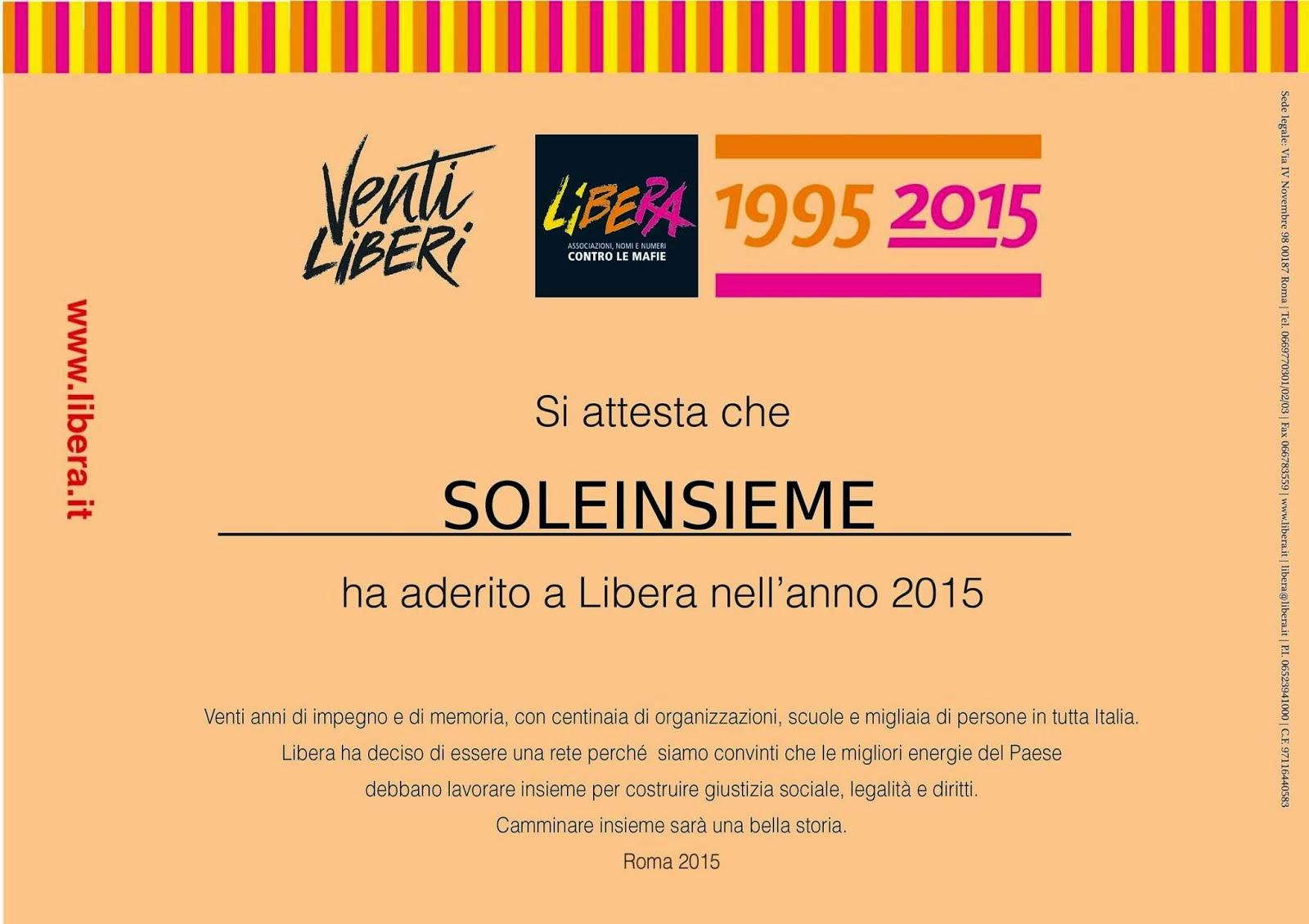 Libera 2015