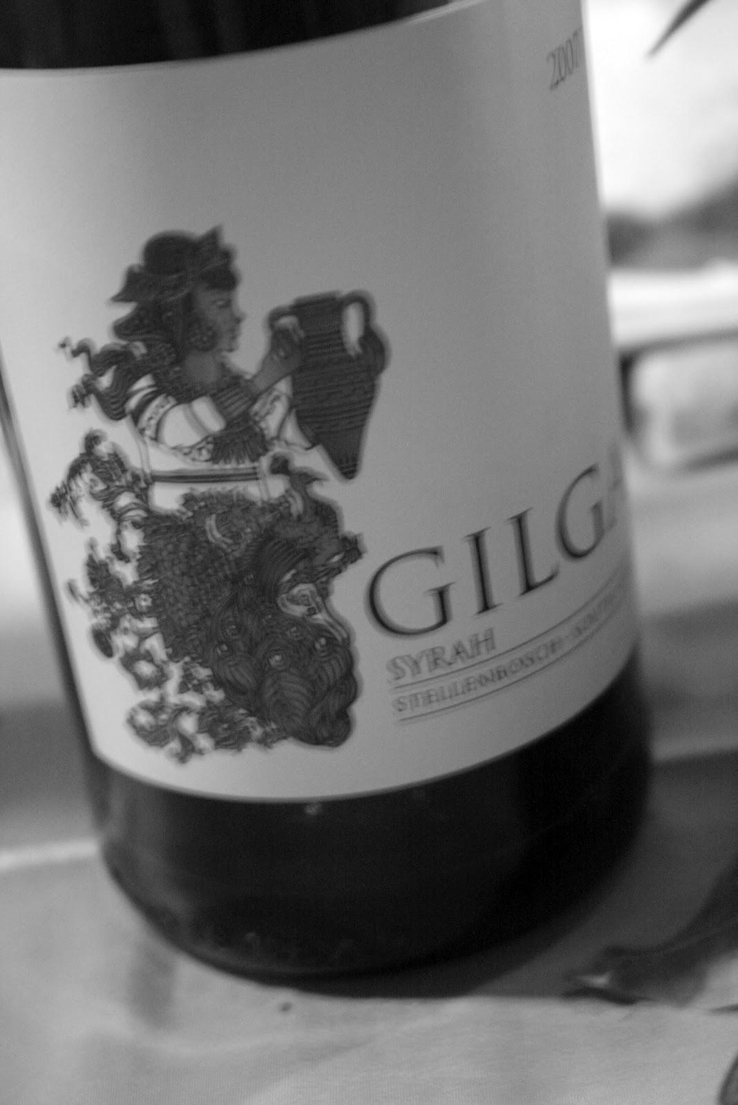 """Come Wine with us"" at Boer & Brit, Oude Wellington Estate | GILGA"