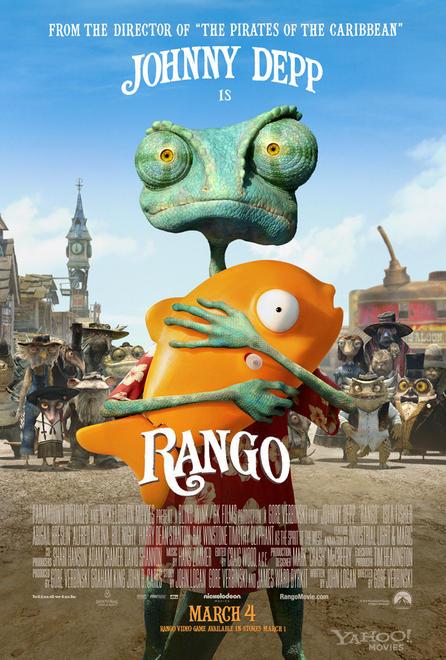 Rango (2011) DVDRip Latino 1 Link
