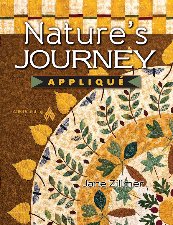 Nature's Journey Applique