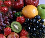 JUGOS DE FRUTAS: Contra la Anemia y las Arrugas fruits and berries