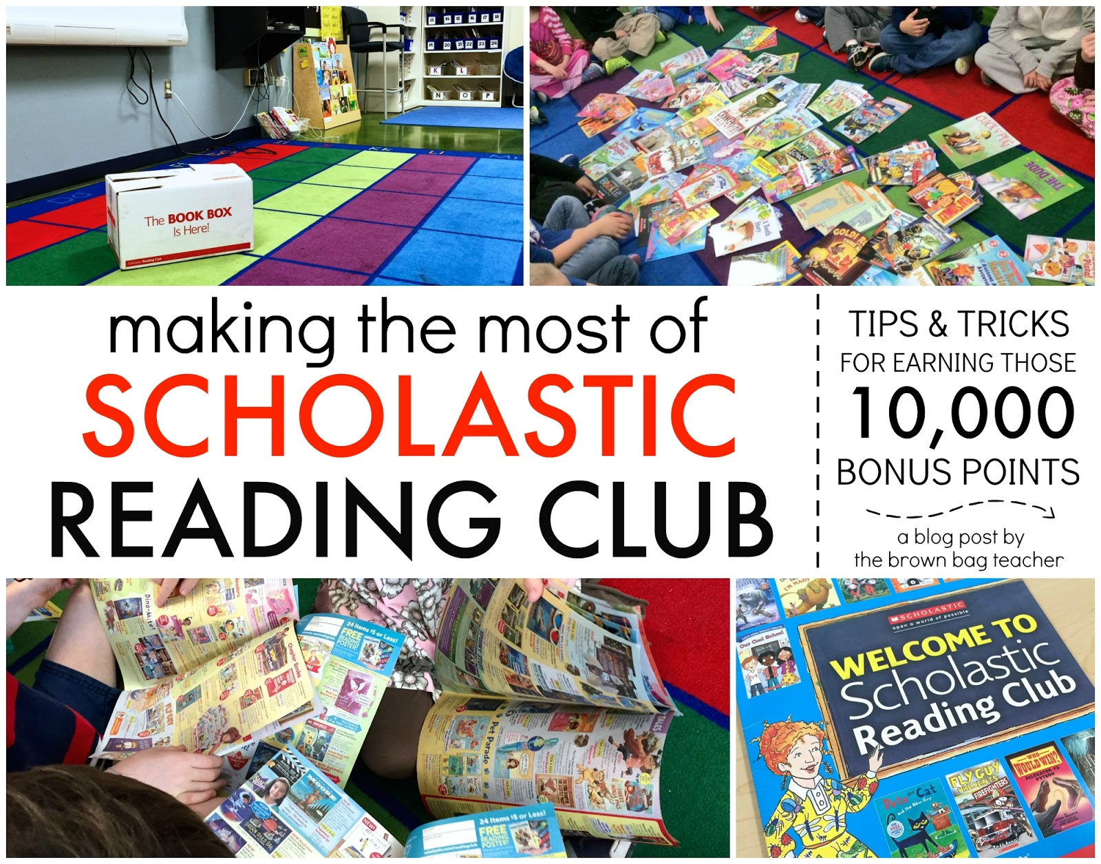 Scholastic Book Clubs is the best possible partner to help you get excellent children's books into the hands of every child, to help them become successful lifelong readers and discover the joy and power of .