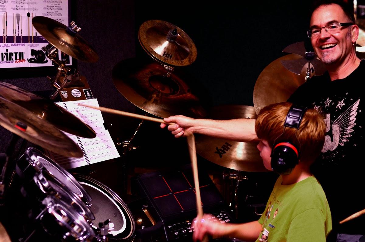Trenton Blizzard - Rick Stojak Drums