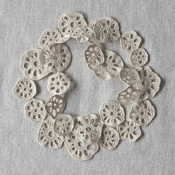 Bricolage Crochet Artist Jung jung