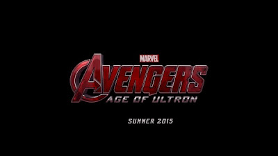 The Avengers 2 Age of Ultron Banner Logo