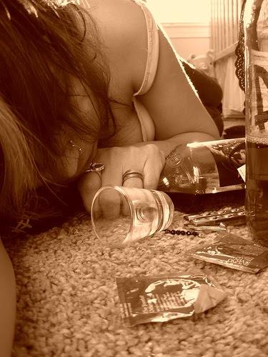Vneklassnoe la medida a la profiláctica del alcoholismo
