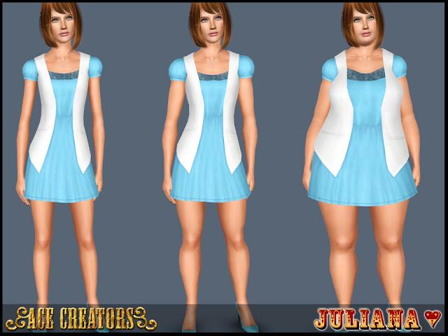Sims 3 Dresses