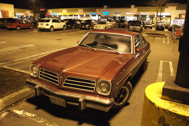 1976 Pontiac Ventura.