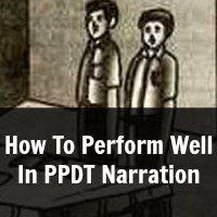 How To Perform Well In PPDT Narration