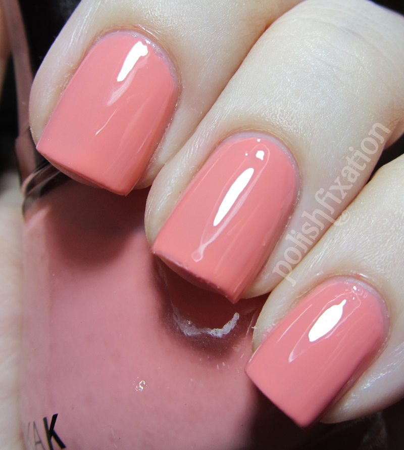polish fixation: Nicka K New York Nail Color \