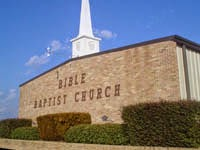 Bible Baptist Church Tuscaloosa, AL