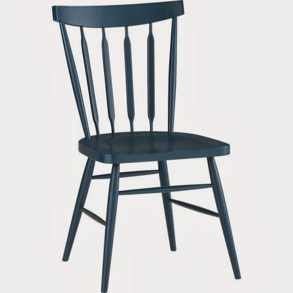 Good Crate U0026 Barrelu0027s Spin On The Iconic Chair Is The Willa Chair, Which Comes  In White, Black, And Peacock.Normally Priced At $149, These Dining Chairs  Are Now ...