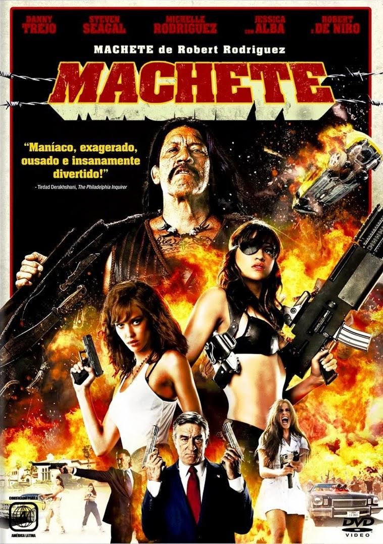 Machete – Dublado