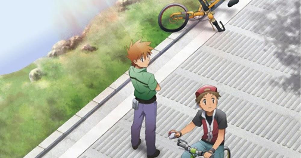 goldenpincers anime reviews anime review pokemon origins