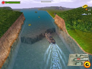DOWNLOAD GAME Battleship: Surface Thunder