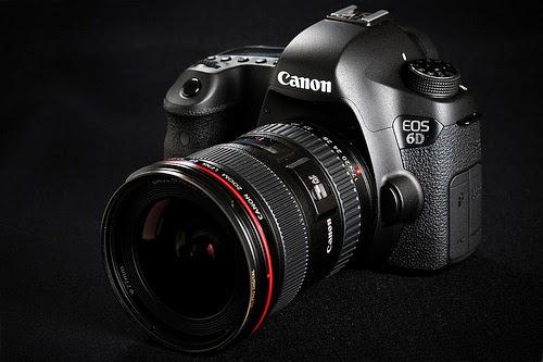 canon eos 6d full frame dslr camera
