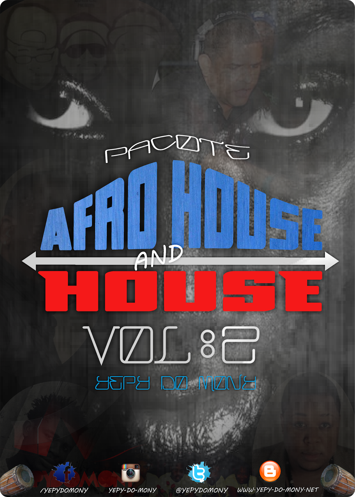 Pacote Afro house feat. House Vol.2