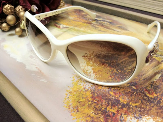 Firmoo Sunglasses In Ivory