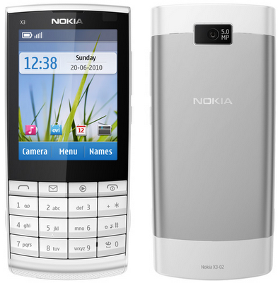 nokia x3 touch and type pictures. The New Nokia X3 Touch Type S