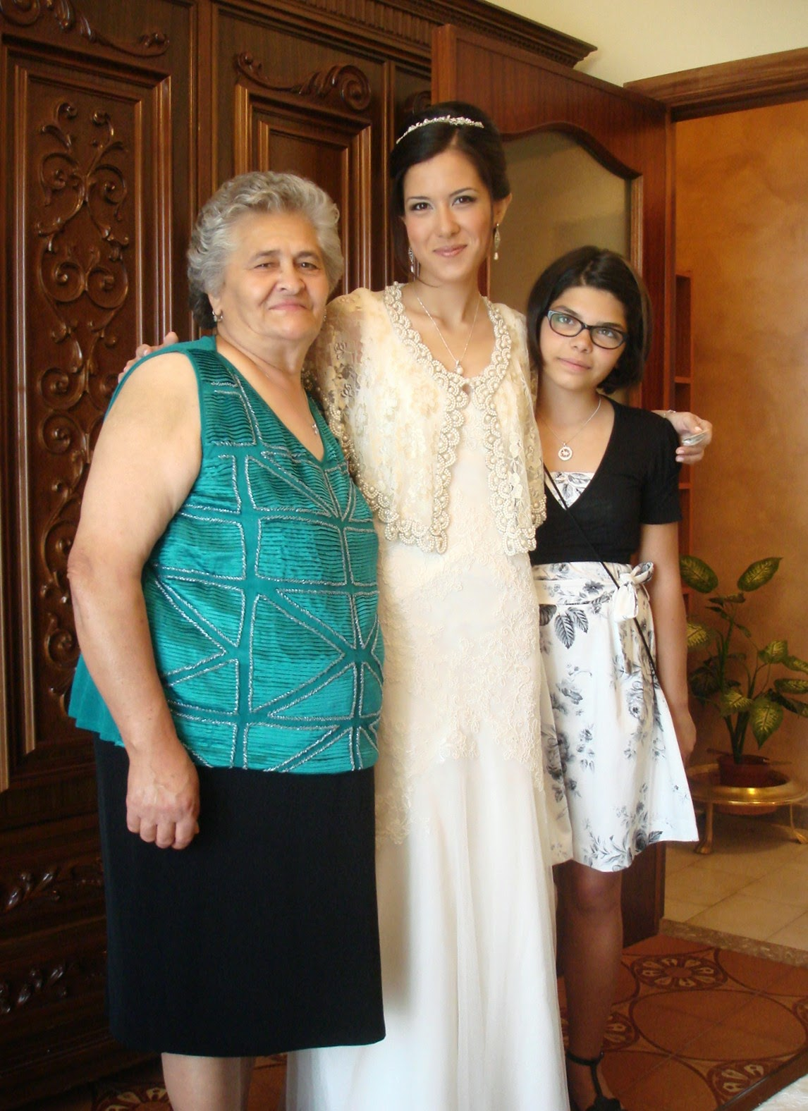 Follow My Bliss The Morning Of The Italian Wedding The Family